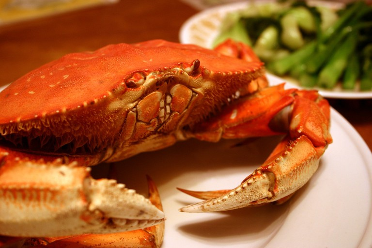 Crab | © Simon Law/Flickr
