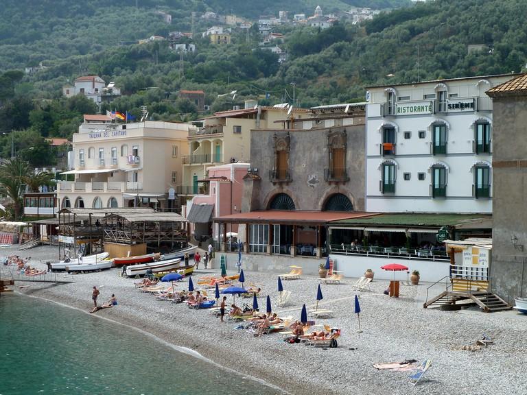 Marina del Cantone, Naples |© Dave & Margie Hill / Kleerup/Flickr