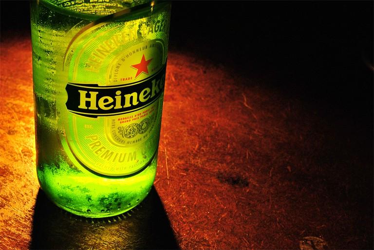 Enjoy A Cold Beer