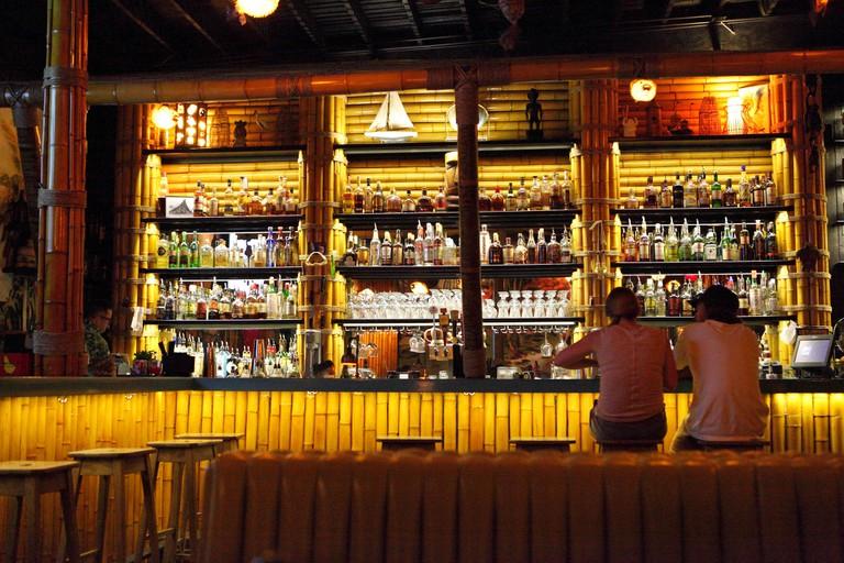 Tiki Bar| ©Sam Howzit/Flickr
