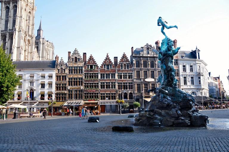 Antwerp, Belgium | © Russ Bowling / Flickr