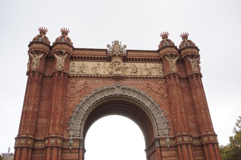 Arc de Triomf | © Andrew and Annemarie/Flickr