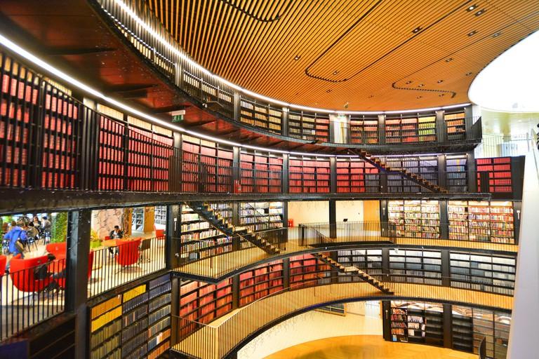 Birmingham, Library of Birmingham © Martin Pettitt / Flickr