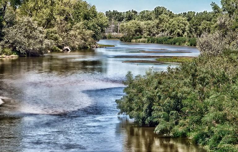 Cedar River, Nebraska | © pixabay / tpsdave