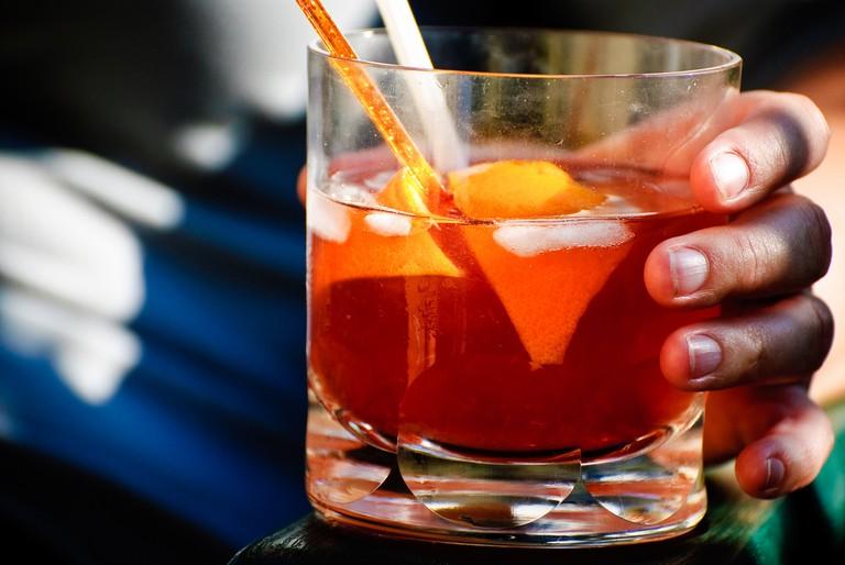 Cocktails Served at Amnesia | © Don LaVange/Flickr