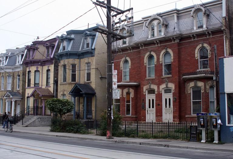 Filming Took Place in Dundas Street| © Juan/Flickr