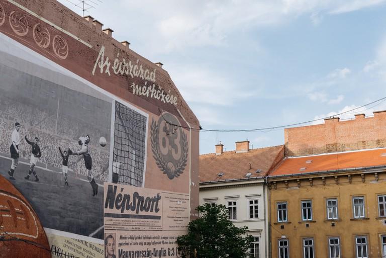 DISTRICT VII-BUDAPEST-HUNGARY