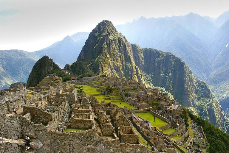 Machu Picchu © ckmck / Flickr