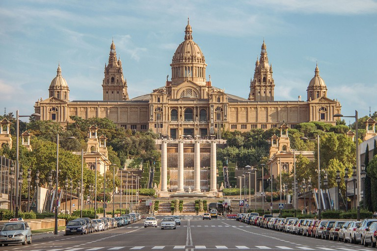 Palau Nacional, Barcelona | © Juanedc/WikiCommons