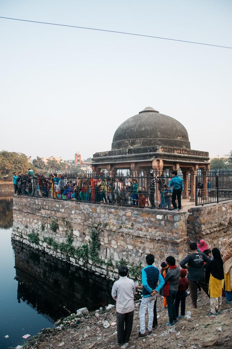 SCTP0092-MITTAL-INDIA-DELHI- HAUZ-I-SHAMSI IN HAUZ KHAS VILLAGE -29