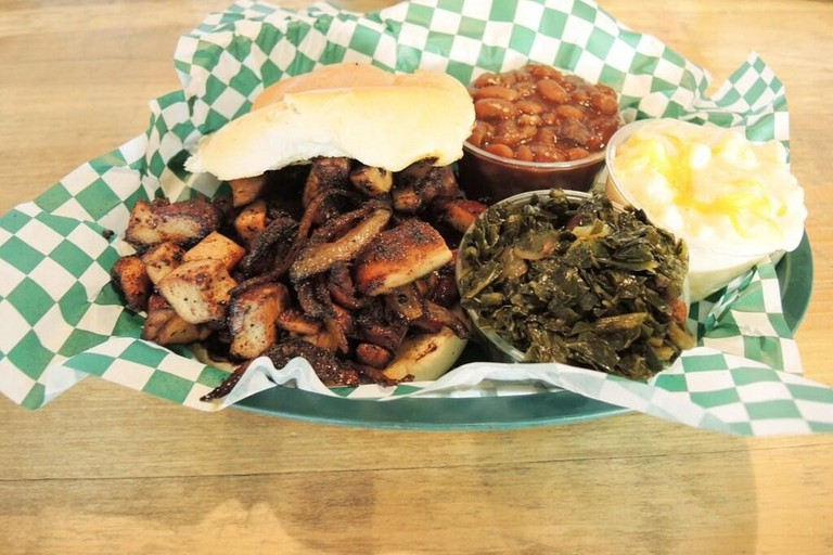 © Sparky's Roadside Barbecue | Courtesy of Sparky's Roadside Barbecue