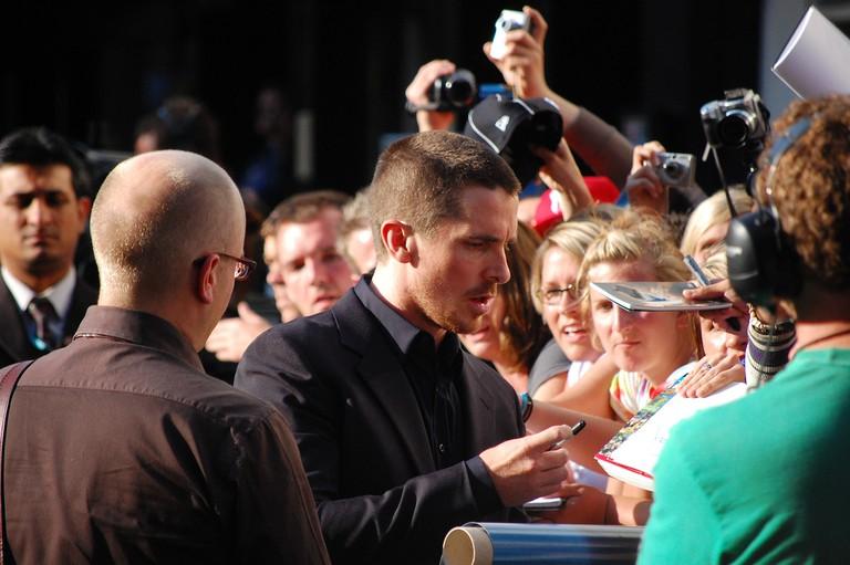 The Film Stars Christian Bale | © Cristiano Betta/Flickr