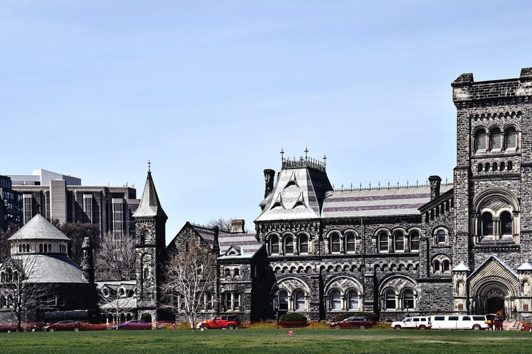 Some of the Film Was Shot at the University of Toronto | © VV Nincic/Flickr