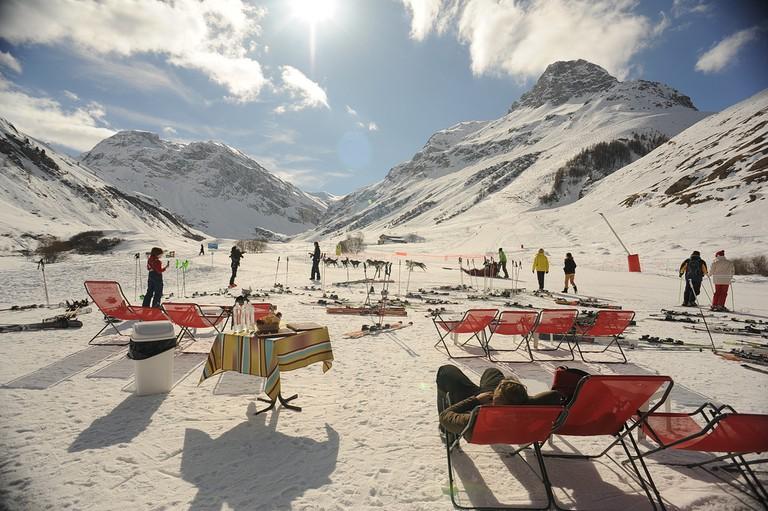 Val d'Isère | © Edward Simpson / Flickr