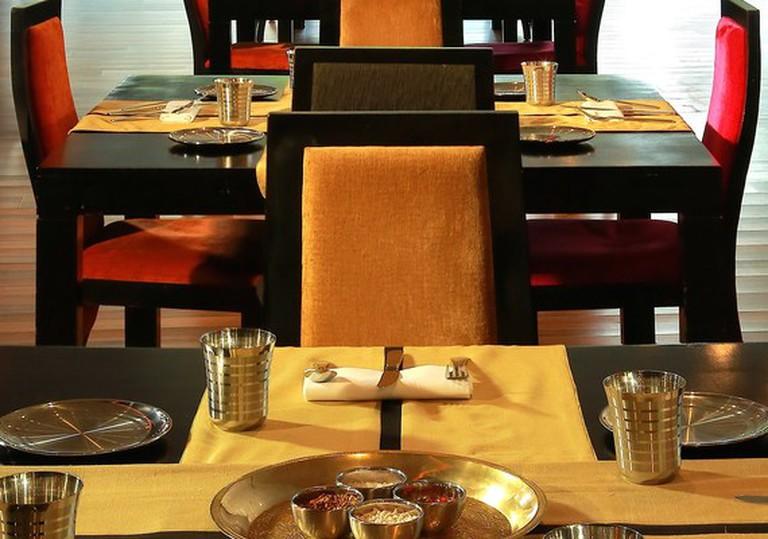 Chutney's   © Courtesy of Cinnamon Grand Hotel