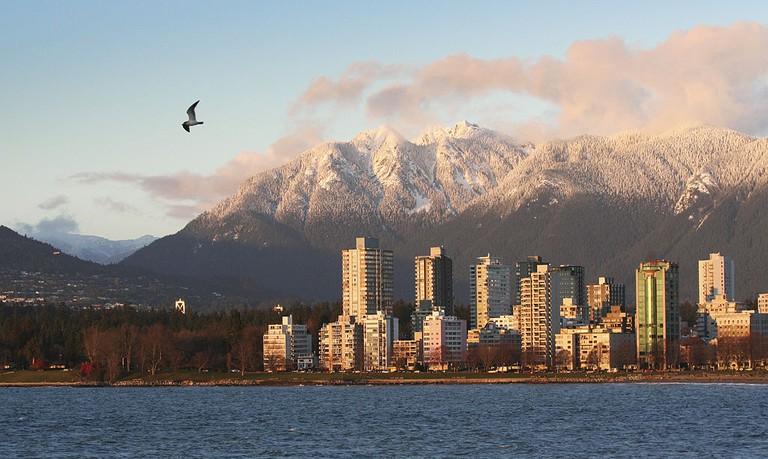 Vancouver Skyline   © Socceronly/WikiCommons