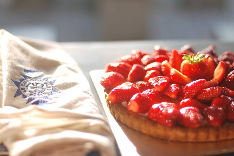 Simply Strawberries | © Courtesy of Simply Strawberries