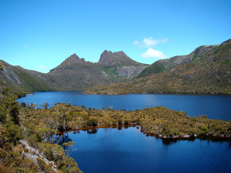 Cradle Mountain | © Bjørn Christian Tørrissen/WikiCommons