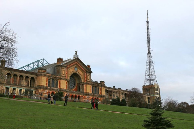 Alexandra Palace | Courtesy of Sam Reinders