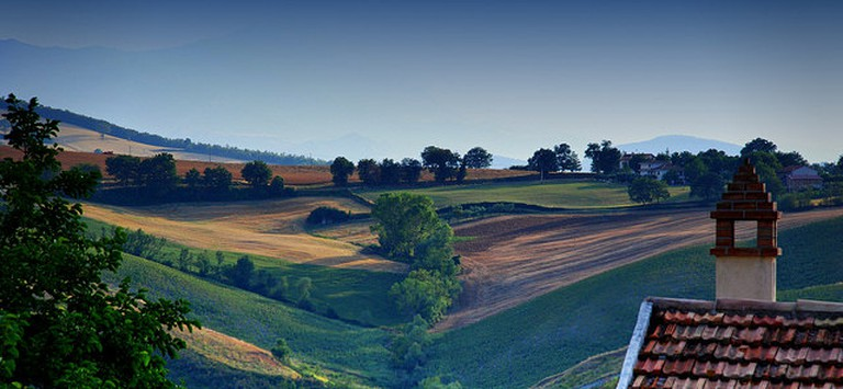 Le Marche   © Eric Huybrechts/Flickr