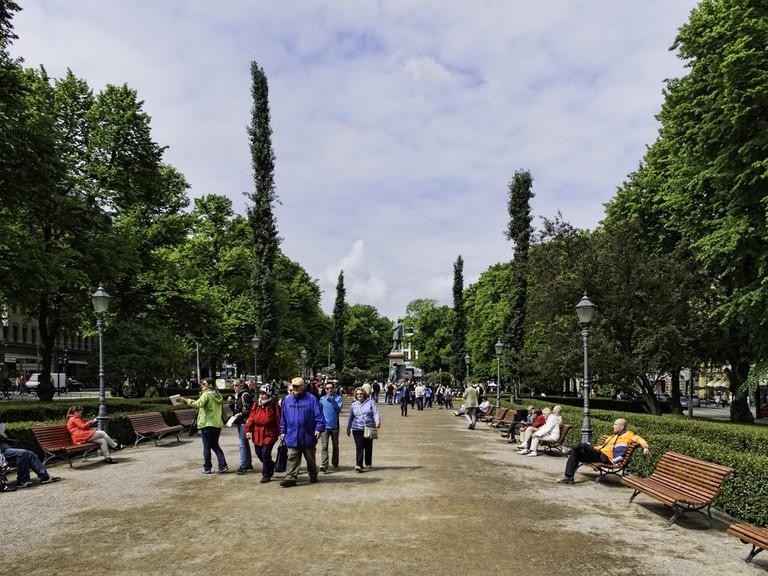 Esplanade, Helsinki | © Dan Lundberg/Flickr