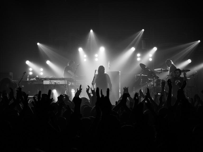 Opeth, Paris   © Christophe Bitton/Flickr