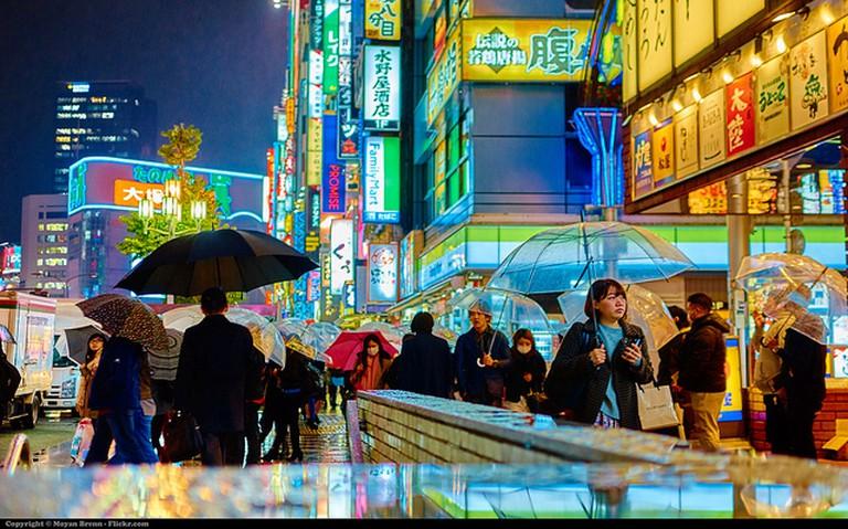 Tokyo I © Moyan Brenn/Flickr