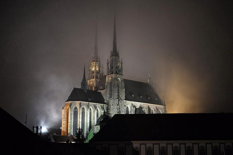 Petrov, Brno   © Roman Boed/Flickr