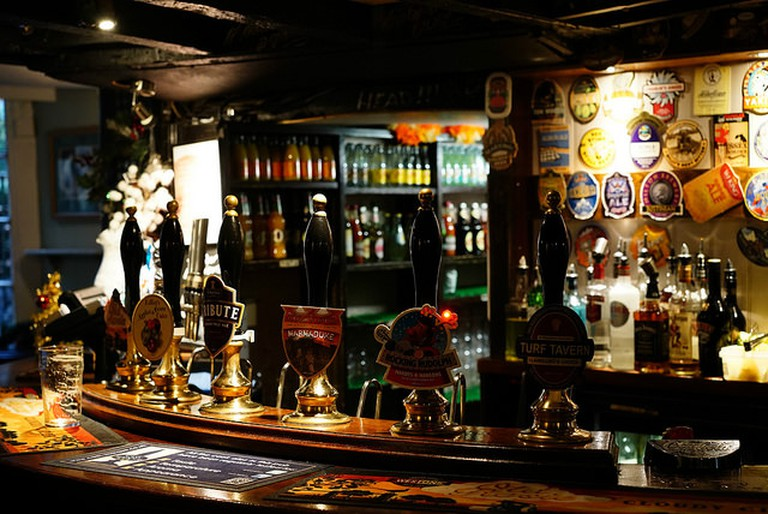 Turf Tavern, Oxford | © Peter Trimming/Flickr
