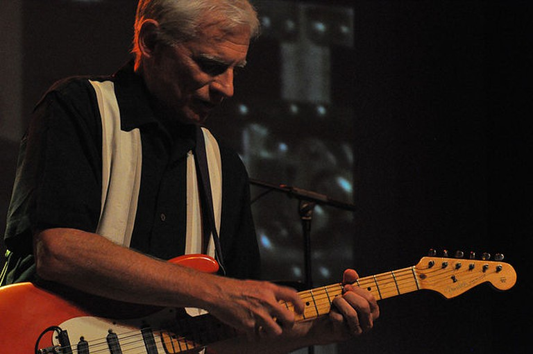 Performance at the 15th Avignon Blues Festival | © Salva1745/WikiCommons