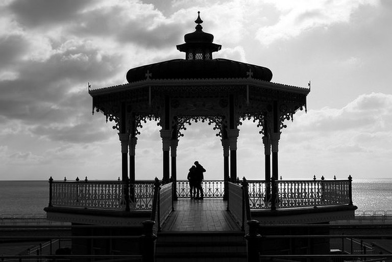 Hove seafront | © richard evea/Flickr