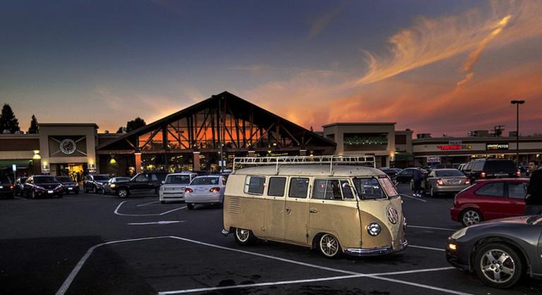 Sunset in Sacramento | © Robert Couse-Baker/Flickr