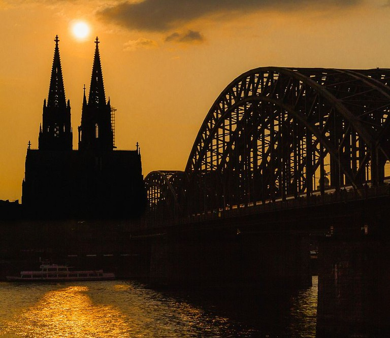 Cologne Cathedral | © Friedrich Haag/WikiCommons