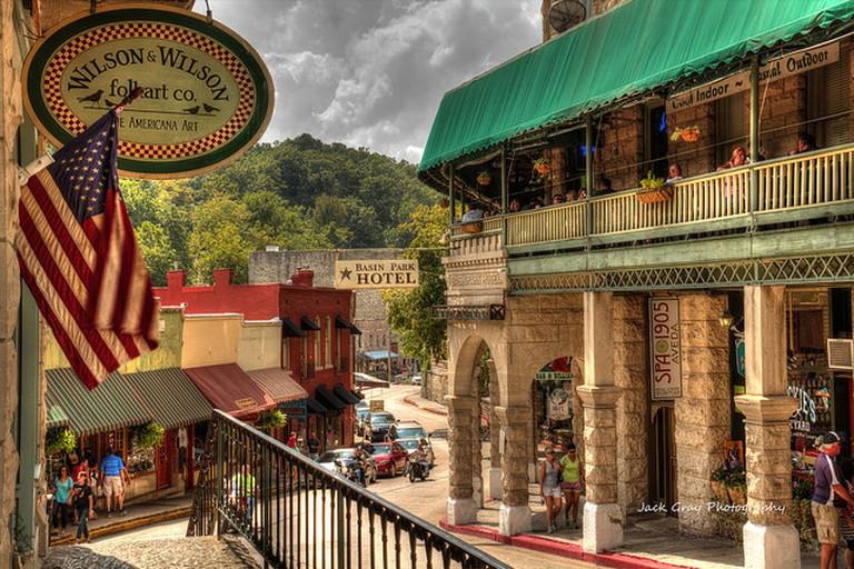 Eureka Springs Jack Gray Flickr