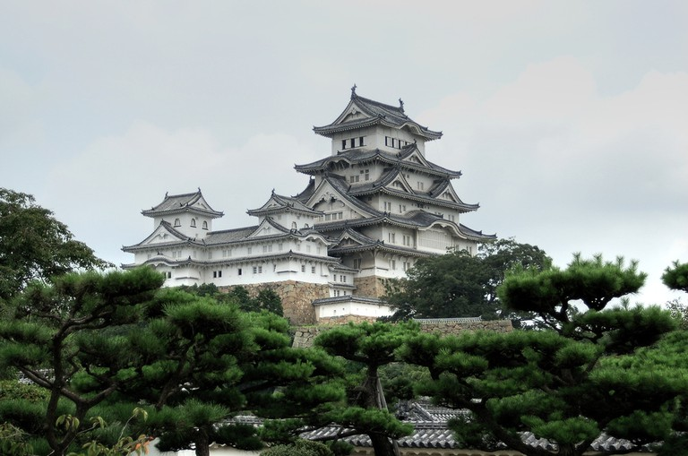 Himeji Castle |© David Sanz/Flickr