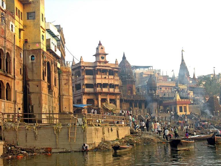 Varanasi, India |© Dennis Jarvis/Flickr