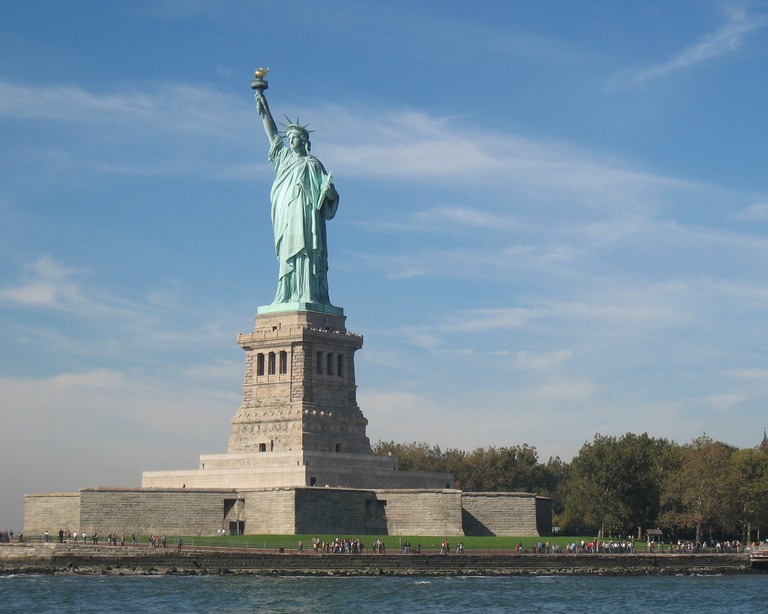 Liberty Island l © Wayne Noffsinger/Flickr