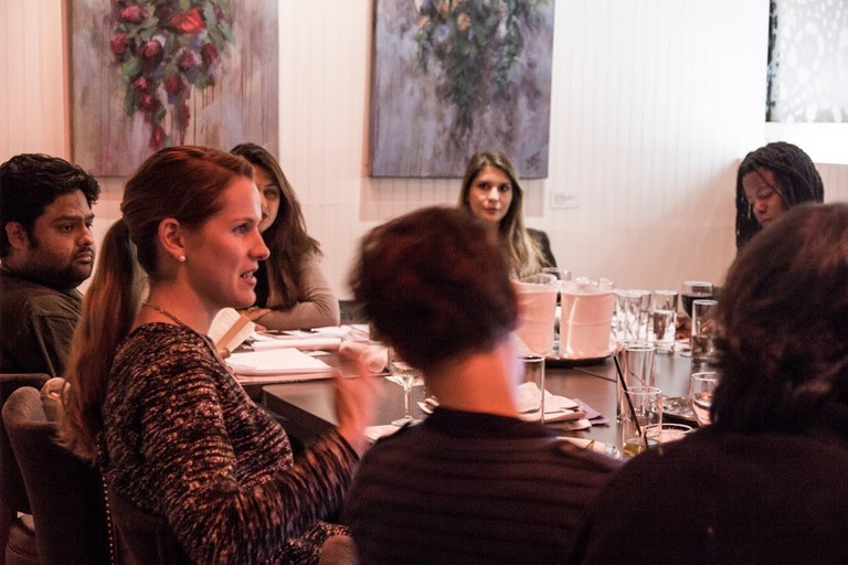 Said Course | Image Courtesy of Brooklyn Institute for Social Research