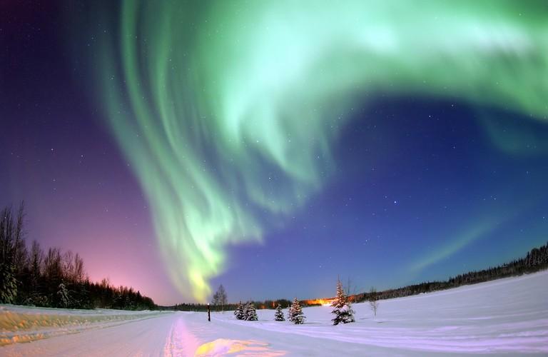 Northern Lights   © Beverly & Pack/Flickr