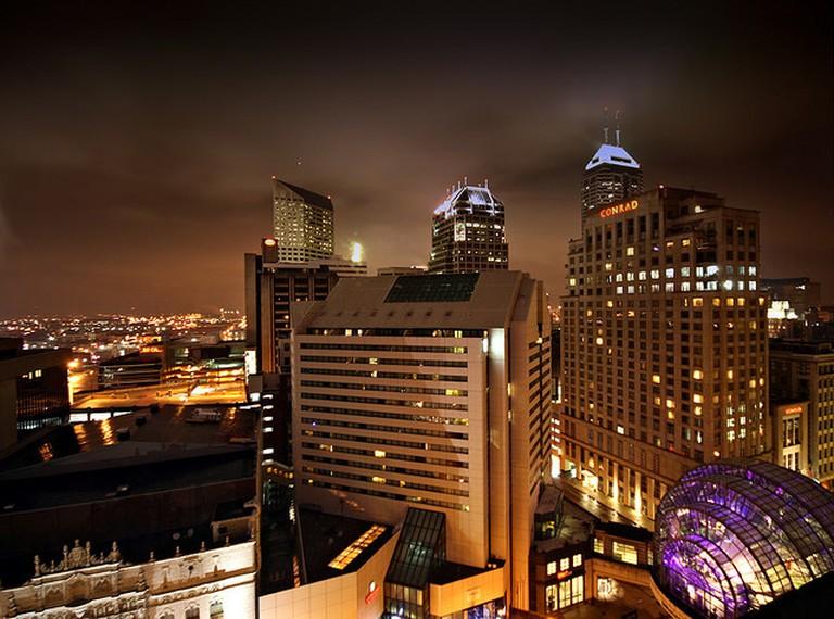 Indianapolis I © Intiaz Rahim/Flickr