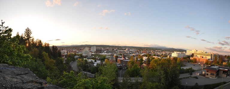 Spokane Panorama