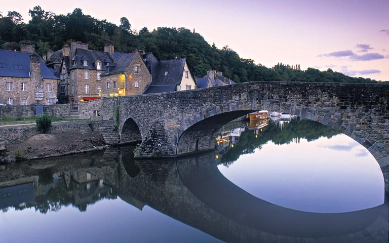 Dinan, Ille et Vilaine, Brittany, France/ ©miquitos/Flickr