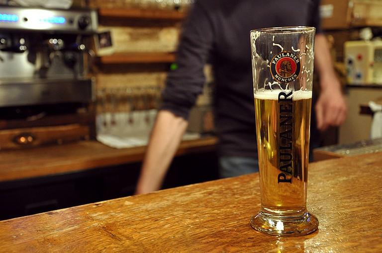 Paulaner Beer Germany ©Céline/Flickr
