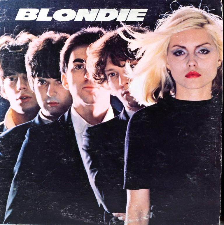 Blondie   © Kevin Dooley/Flickr