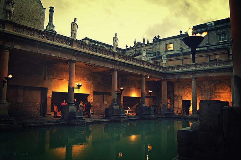 Roman Baths | © Ignacio Garcia/ Flickr