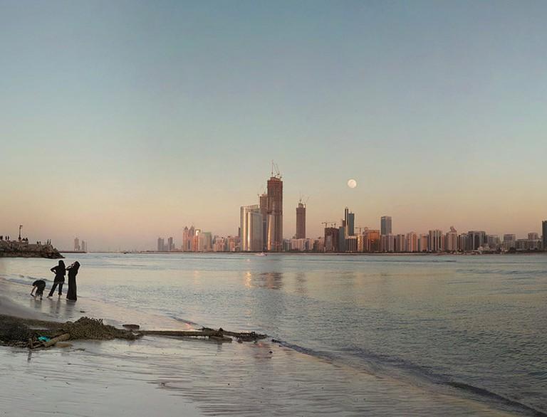 Abu Dhabi - Corniche