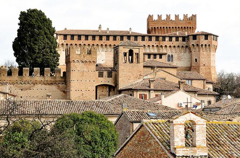 Castello di Gradara   © Giorgio Minguzzi/Flickr