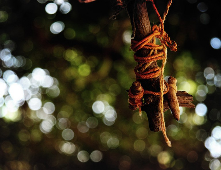 Holy Threads and Sacred Trees| © Vinoth Chandar/Flickr