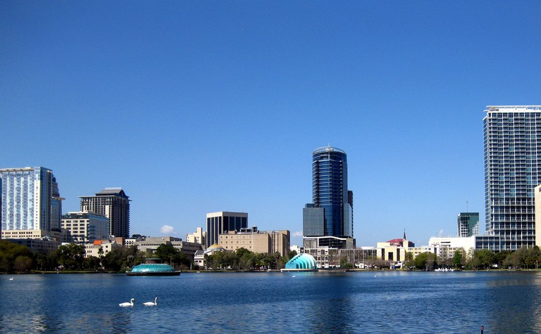 Orlando Skyline | © Scott Akerman/Flickr