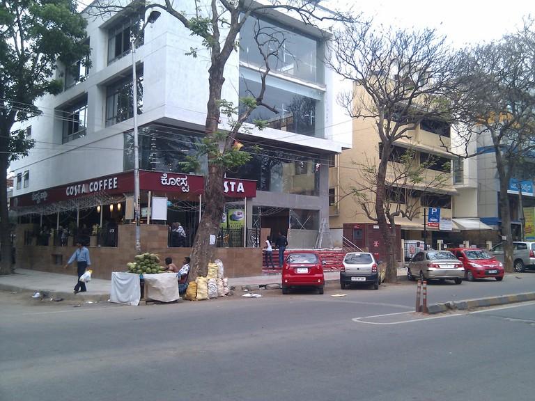 Costa Coffee Bangalore   © Sandip Bhattacharya/Flickr